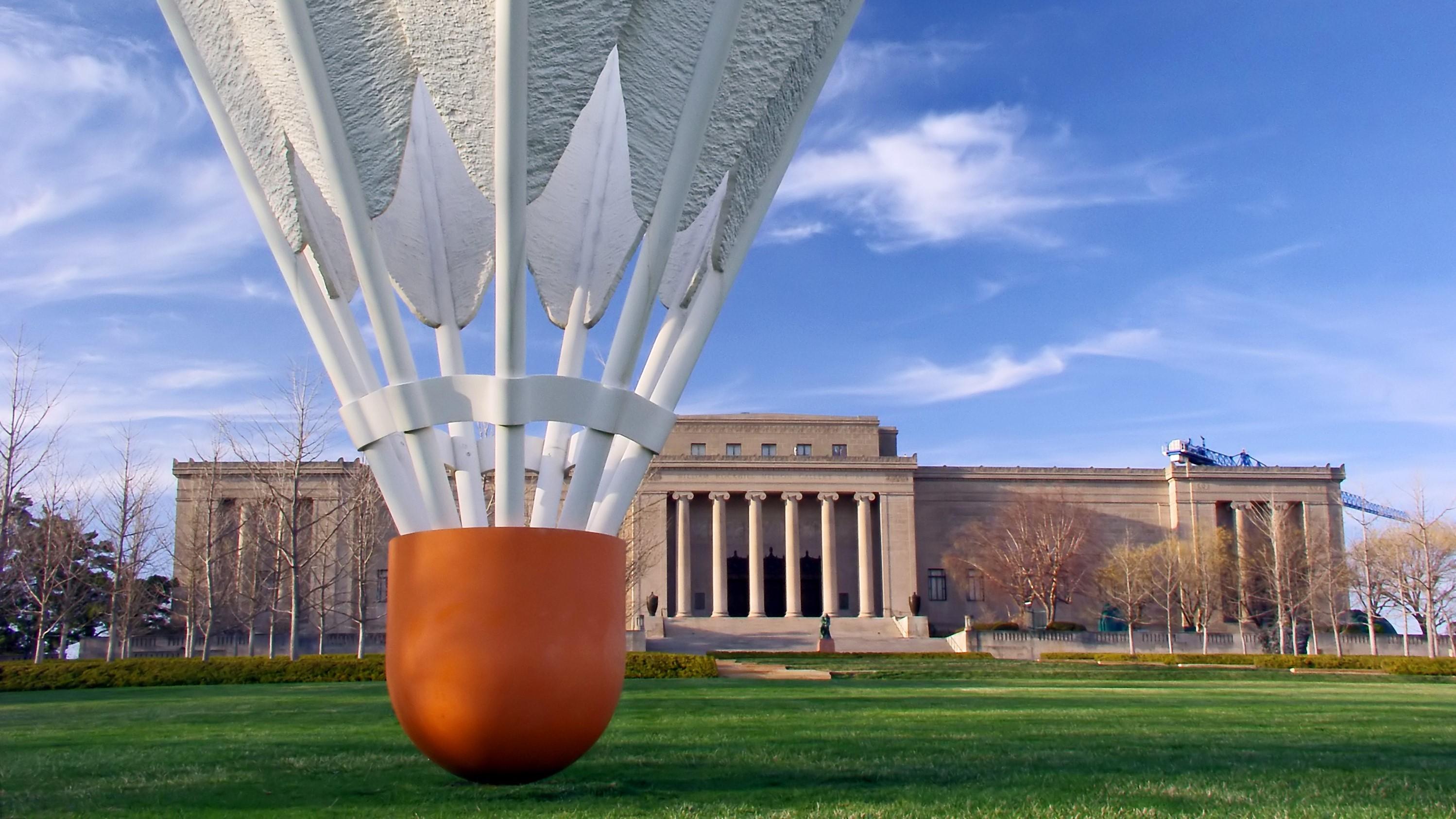 Nelson Atkins Museum - Kansas City